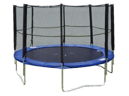 14 Foot Trampoline Enclosure Ebay