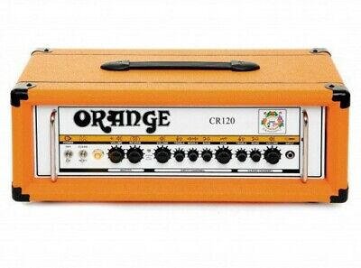 Orange Amplification Crush Pro CR120H 120-Watt Guitar Amplifier Head (Orange)