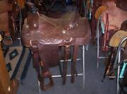 Western Roping Saddle 15