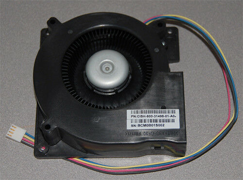 NEW Cisco 1941-2901-FANBLWR CISH-800-31498-01-A0 Nidec Servo E1232L12BXYP-26 Fan