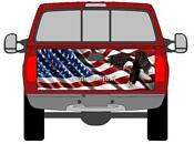 Chevy Truck Tailgate Decal