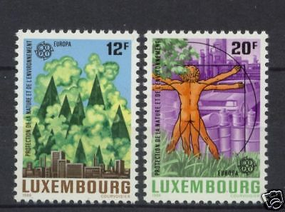 Luxembourg 1986 SG#1180-1 Europa MNH Set