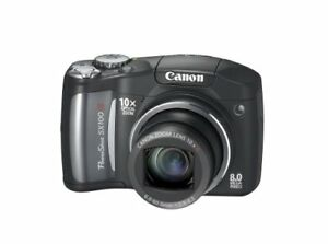 Canon SX100 IS