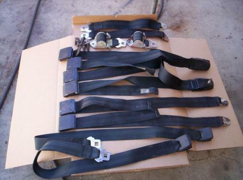 Challenger Seat Belts Ebay