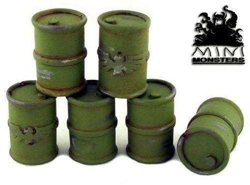 Metal Barrel Mro Amp Industrial Supply Ebay