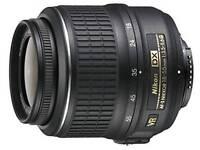 Nikon d60 with 2 lenses