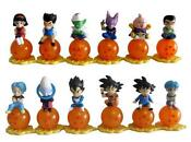Dragonball Z Mini Figures