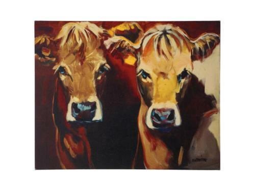 Cow Painting eBay