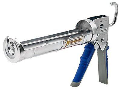 2 pcs Newborn 1//4-Gallon Industrial Plated Super Ratchet Type Caulking Guns 315