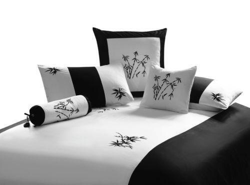 Asian Themed Bedding: Oriental Bedding