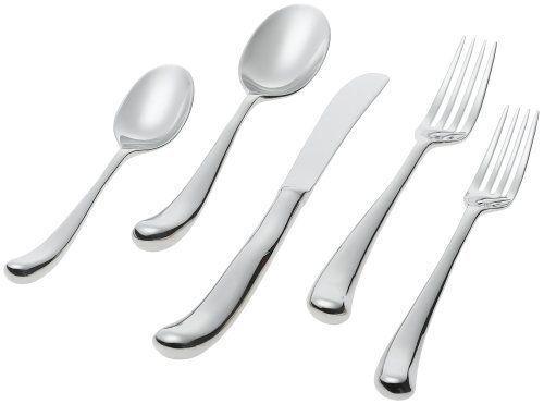 Ginkgo Sea Drift Hollow Cutlery Set