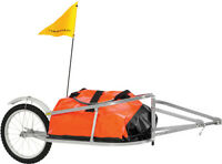 foldable bicycle cargo trailer