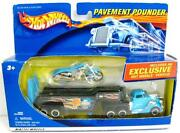 Hot Wheels Pavement Pounder