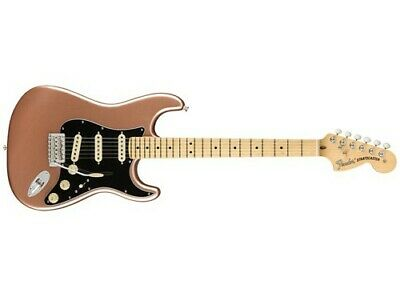 Fender American Performer Stratocaster Electric Guitar (Penny, Maple
