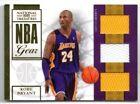 National Treasures Kobe Bryant NBA Basketball Trading Cards