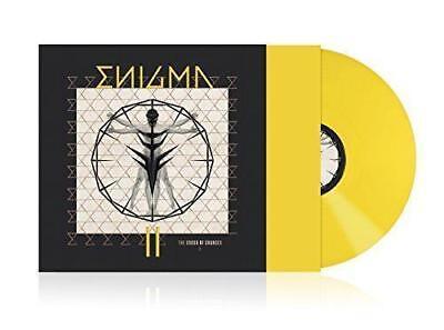 Enigma - The Cross Of Changes Yellow Vinyl LP NEW!