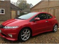 **Honda Civic I Vtec Type R GT**