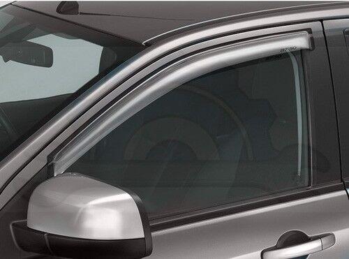 MAZDA BT50 WEATHERSHIELD slimline RHF & LHF Kit Single Cab New Genuine 2011-15