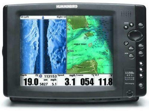 humminbird si: fishfinders | ebay, Fish Finder