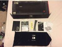 Vibe Amp 1750W 1800W BLACKBOX BLACK MONO BASS 4 CAR AMP (OPENED BOX)