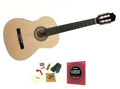 Carlo Robelli C921 Full Size Classical Acoustic Guitar with Accessories