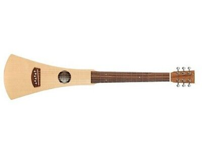 Martin Backpacker Acoustic Travel Guitar with Gig Bag (Open Box)