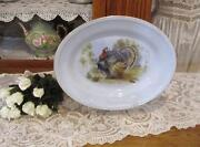 Homer Laughlin Turkey Platter