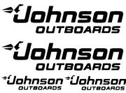 Johnson Outboard Stickers