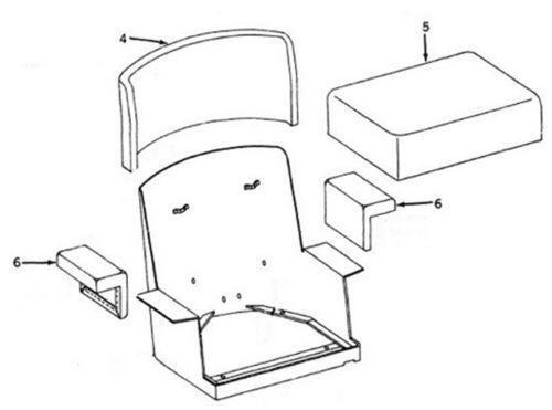 john deere crawler | ebay,Wiring diagram,Wiring Diagram For A John Deere 1010 Crawler