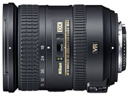 Nikon 18-200mm LENS