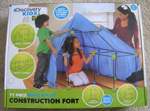 Fort Building Ebay