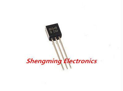 1000pcs Bc548 Bc548b Npn 30v 0.1a Transistor To-92
