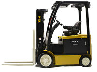 Training - Lift Truck / Forklift Operator