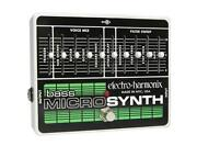 Bass Synth Pedal
