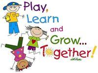 Early years / primary school children tutor