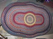 Handmade Braided Rug