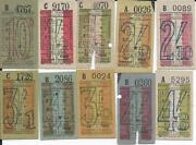 London Bus Tickets