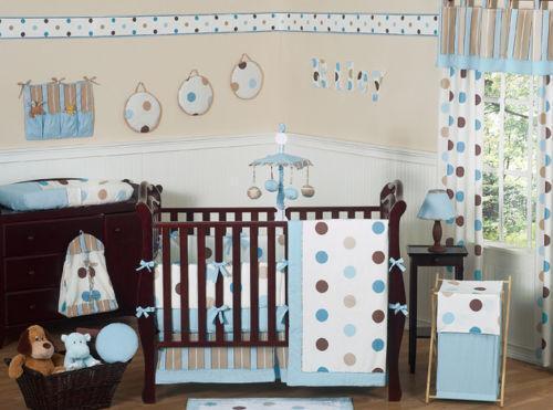 Blue Baby Girl Bedding Ebay