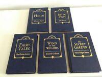 Set of 5 Vintage Parragon Childrens Books (Great Condition)