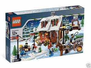 Brand New Lego 10216 Winter Village Bakery Hornsby Hornsby Area Preview