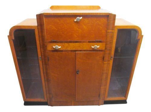 Art Deco Cabinet Ebay