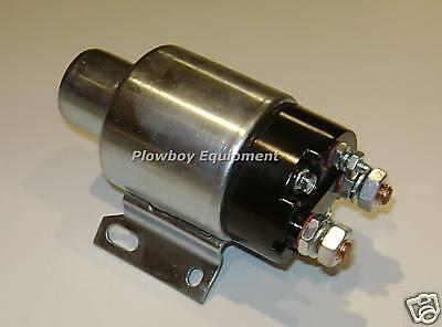121904c1 A43846 Diesel Tractor Starter Solenoid For Case 970 1070 1170 1270 1370