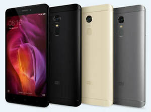 Xiaomi Redmi Note 4 64GB 4GB Gold