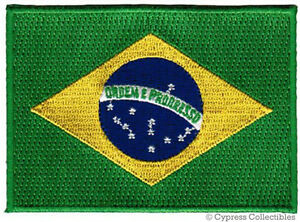 BRAZIL-FLAG-embroidered-iron-on-PATCH-BRASIL-RIO-SOCCER-NATIONAL-EMBLEM-applique