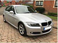 BMW 3 series efficient Dynamics 2011