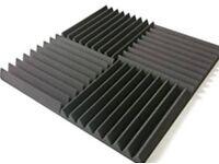 Acoustic sound tiles