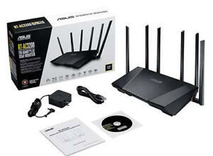 ASUS RT-AC3200 - High Range Wireless Router