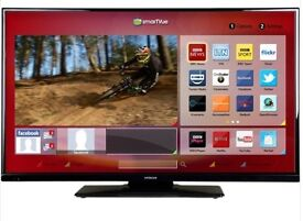 Hitachi 42HXT42U 42 Inch Full HD 1080p Freeview HD Smart LED TV -From Argos
