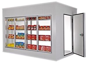 CHAMBRES FROIDES/CONGÉLATE  - WALK-INS cooler/Freezer - Cold Roo