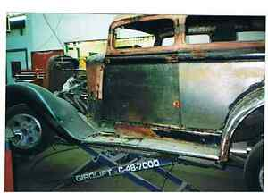 4 door dodge 1934 parts car